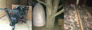 raccoon-bag-vac-collage for Buckeye Advertising Solutions (BAS)